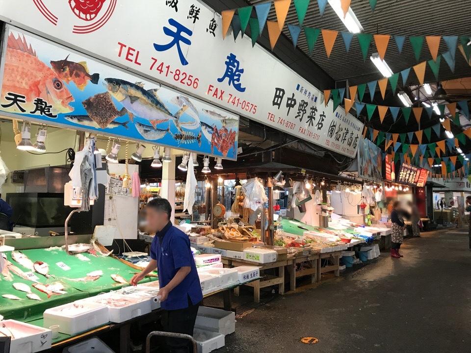 福岡の市場