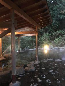 修善寺船原温泉山あいの宿うえだ大露天風呂