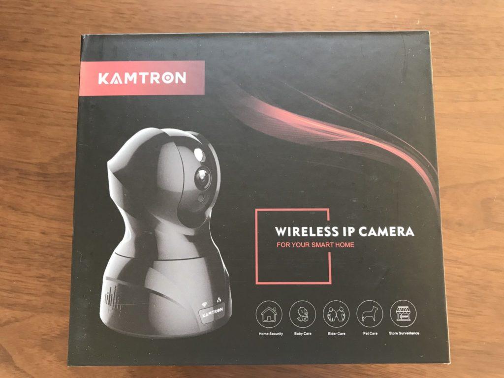 1万円以下で買えてコスパの良いペット見守りカメラのKAMTRON