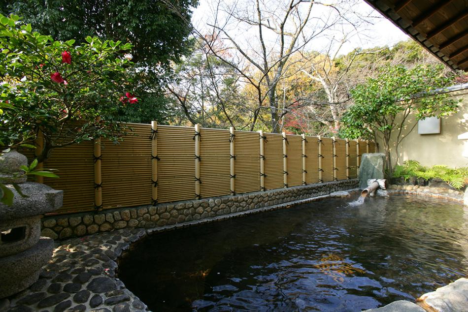 阿しか里の露天風呂
