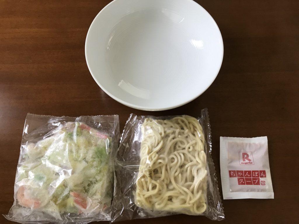 長崎ちゃんぽんを実食